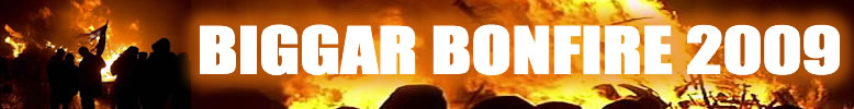 Biggar Bonfire website - sponsored by ANDREW WILSON PRODUCTIONS - all images © ANDREW WILSON